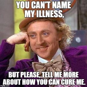 Willy Wonka Knows